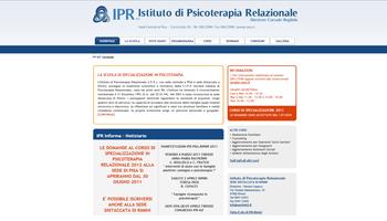 I.P.R. Istituto Psicoterapia Relazionale - Pisa