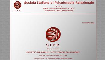 S.I.P.R. Società Italiana di Psicoterapia Relazionale - Pisa